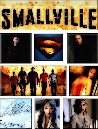 smallville - as aventuras do superboy comic