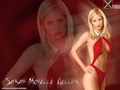 smg-fan art - sarah-michelle-gellar wallpaper