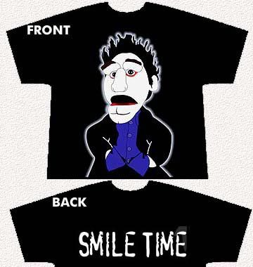 smile time T.shirt - angel Photo