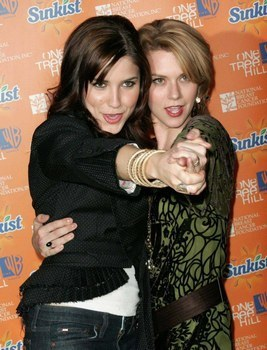 sophia & Hilarie burton