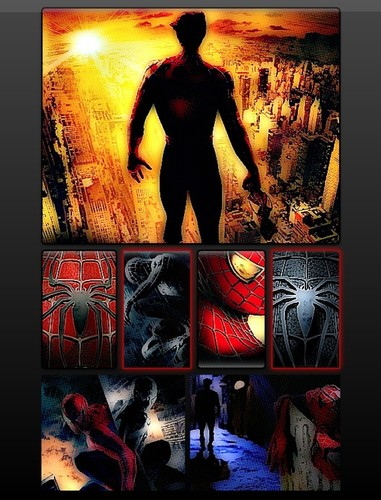 Spider-Man wallpaper titled spider-man comic