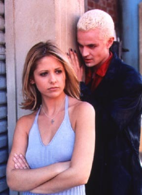 spike & buffy season 2