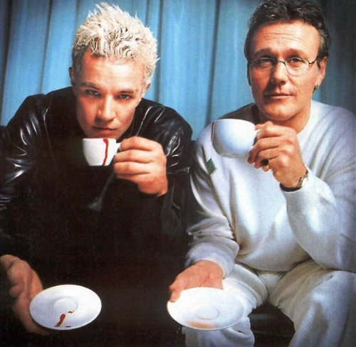 Spike images spike & giles wallpaper and background photos