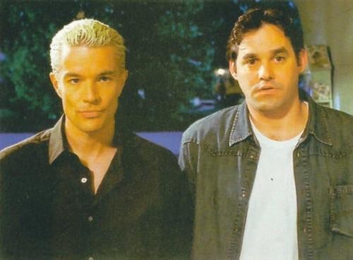Buffy the Vampire Slayer wallpaper titled spike & xander