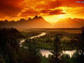 sunsets - mother-nature wallpaper