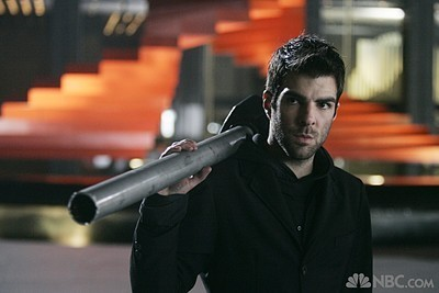 Zachary Quinto wallpaper titled sylar