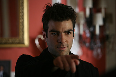 Zachary Quinto wallpaper entitled sylar