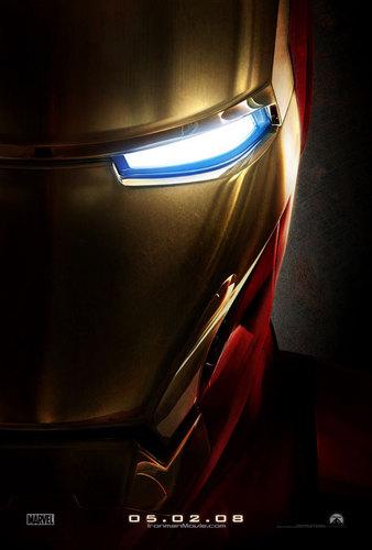 Iron Man wallpaper titled teaser poster