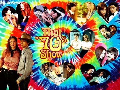 Шоу 70-х Обои called that 70's Показать Обои
