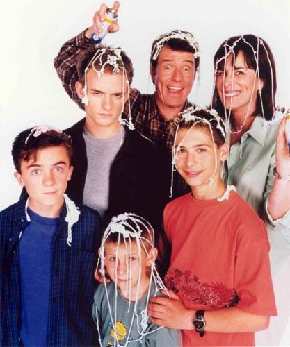 the Family - malcolm-in-the-middle Photo