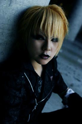 the GazettE: Ruki