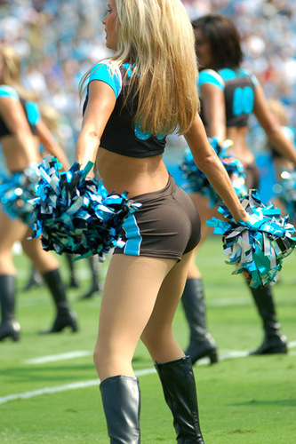 nfl ass Hot cheerleaders