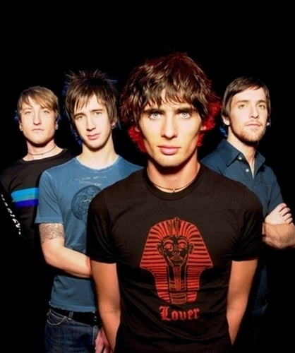 The All-American Rejects wallpaper entitled the all-american rejects