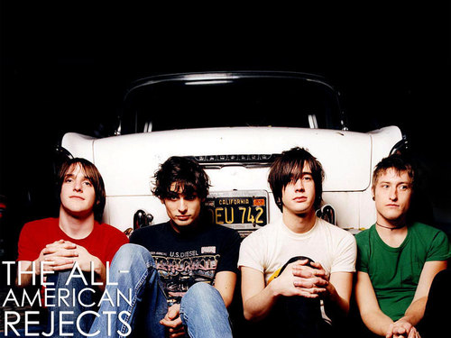 The All-American Rejects wallpaper titled the all-american rejects