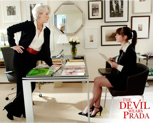 The Devil Wears Prada wallpaper titled the devil wears prada