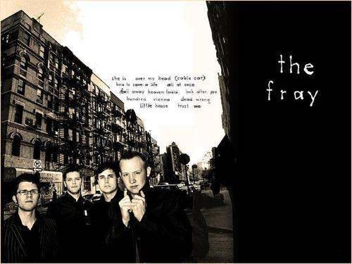 The Fray wallpaper called the fray