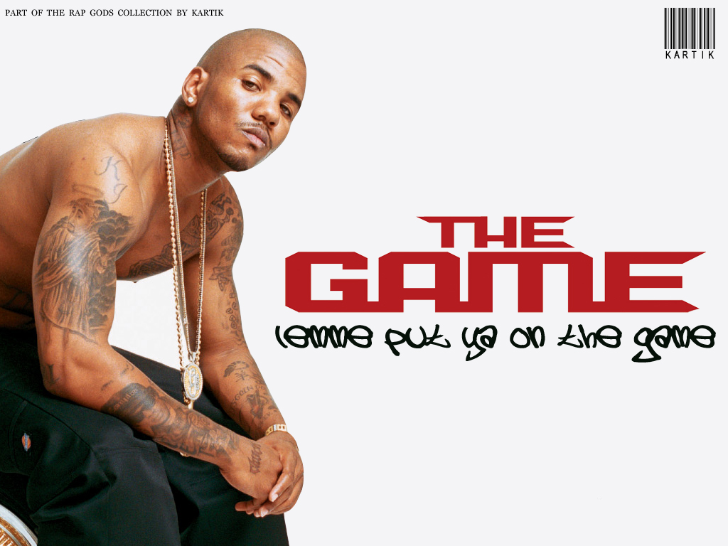 the game - The Game (Rapper) Wallpaper (610149) - Fanpop