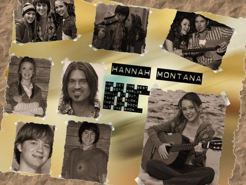 the hannah montana cast