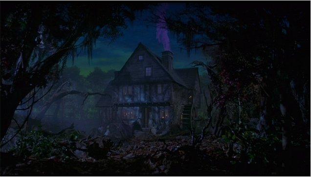 Club satan the witches sabbath scene 2