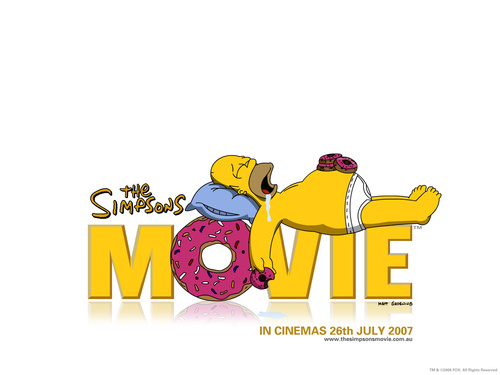 the simpsons movie - the-simpsons-movie Wallpaper