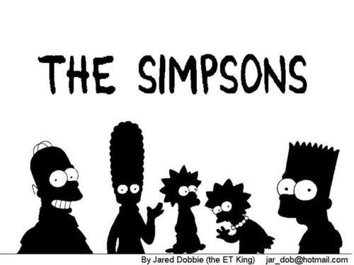the simpsons 壁纸