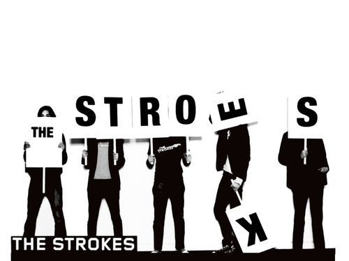 The strokes images the strokes hd wallpaper and background photos the strokes wallpaper titled the strokes thecheapjerseys Images