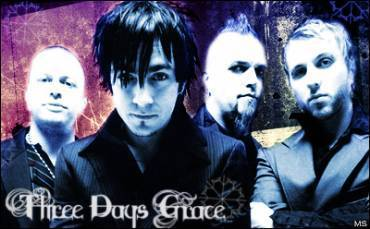 Three Days Grace wallpaper titled three days grace
