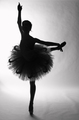 to dream is to dance - ballet photo