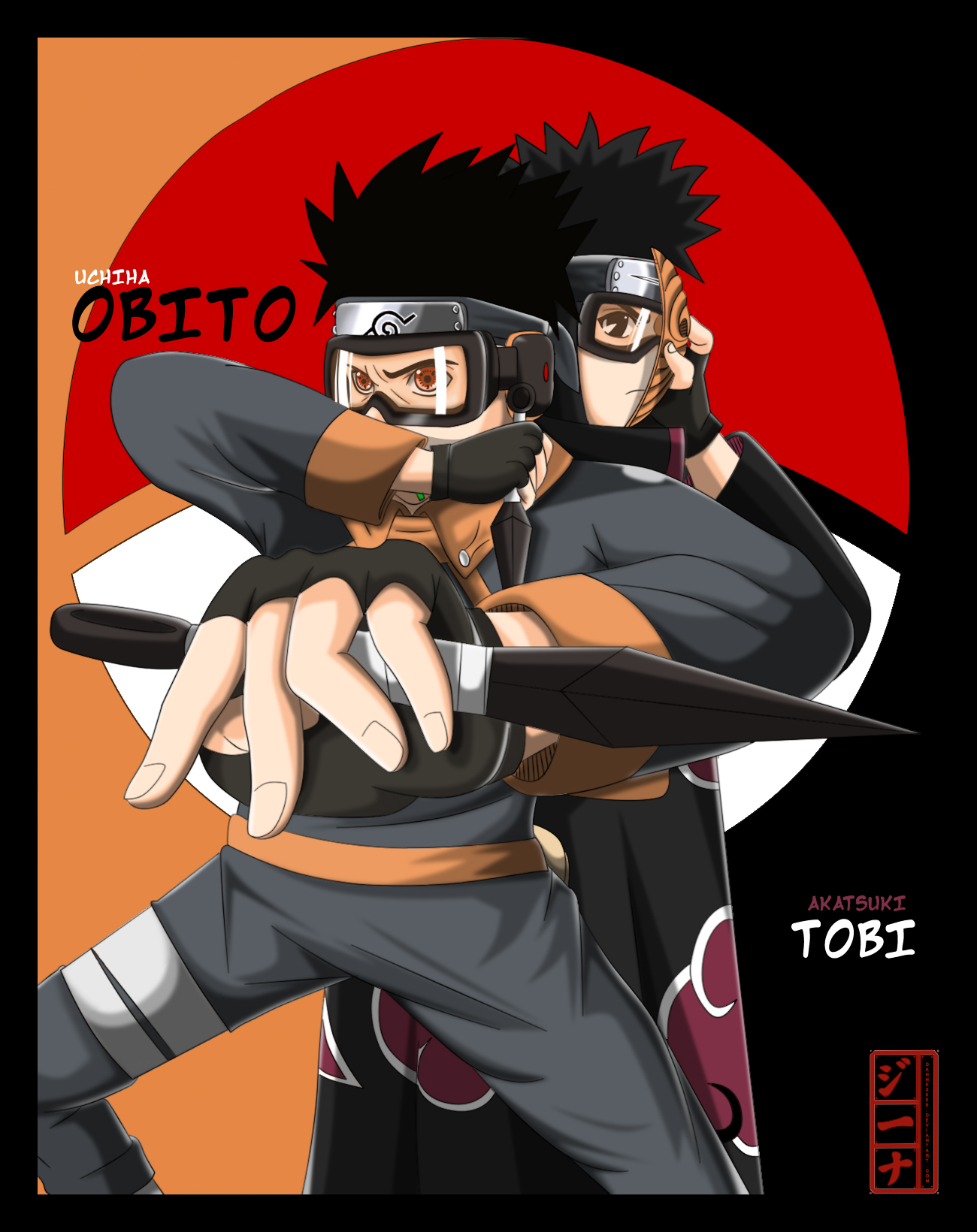 tobi aka. obito - Naruto Shippuuden Photo (452639) - Fanpop fanclubs