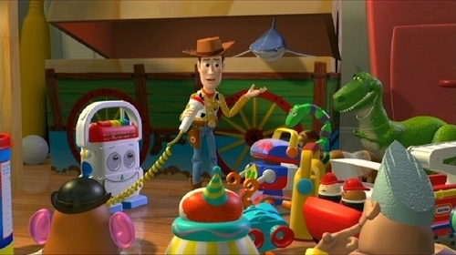 Toy Story wallpaper called toy story