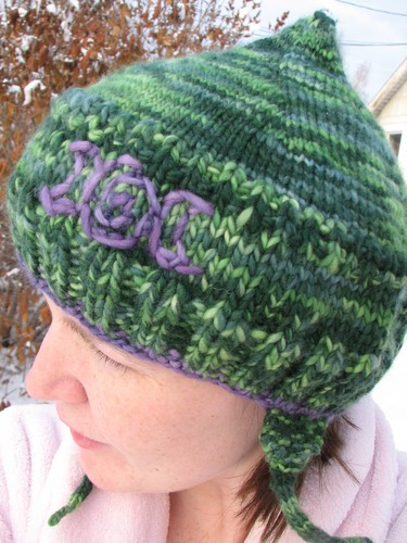 triple goddess hat