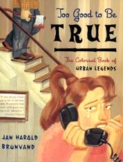 urban legend book