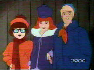 velma,daphne and ফ্রেড