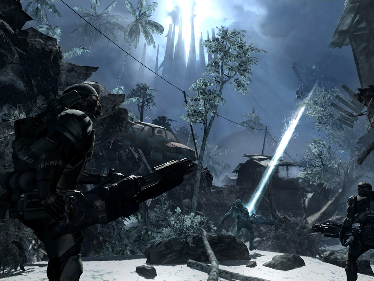 crysis images wallpapers hd wallpaper and background