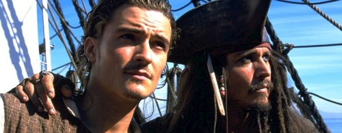 will turner - orlando-bloom Photo