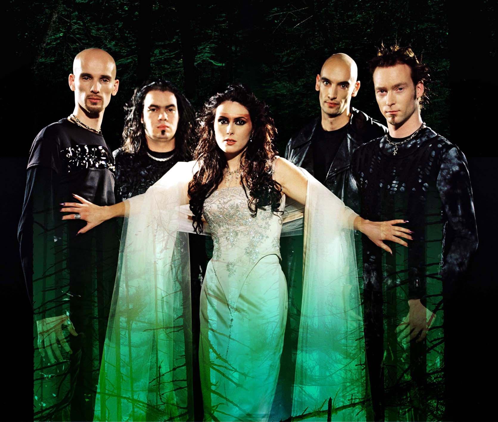 Within Temptation - Within Temptation Часть 1-2