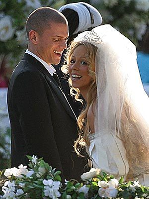 wm & mariah carey - Wentworth Miller Photo (638106) - Fanpop