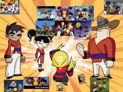 xiaolin showdown wallpaper!