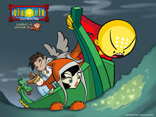 xiaolin showdown wallpaper1