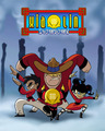 xiaolin warrior outfits