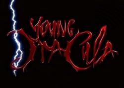 young dracula logo