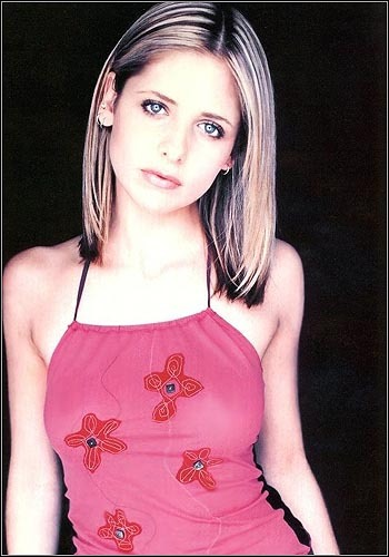 Sarah Michelle Gellar wallpaper entitled young sarah
