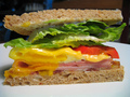 yum - sandwiches photo
