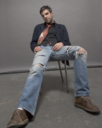 Zachary Quinto wallpaper called zachary quinto