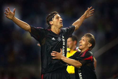 zlatan ajax - zlatan-ibrahimovic Photo