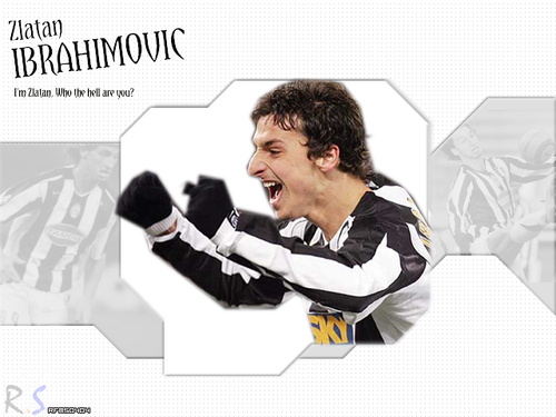 Zlatan Ibrahimovic wallpaper entitled zlatan ibrahimovic