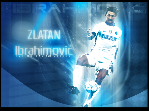 Zlatan Ibrahimovic Hintergrund called zlatan ibrahimovic