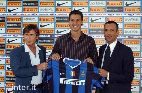 Zlatan Ibrahimovic hình nền entitled zlatan inter milan