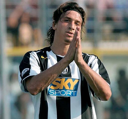 Zlatan Ibrahimovic zlatan juventus