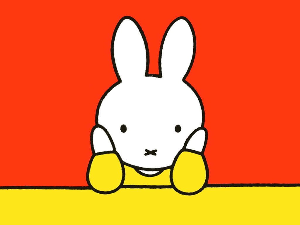 Did you know Miffy is from the Netherlands ...